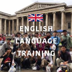 イギリス語学研修レポート